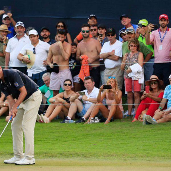M. クーチャー PGA TOUR 8勝目!