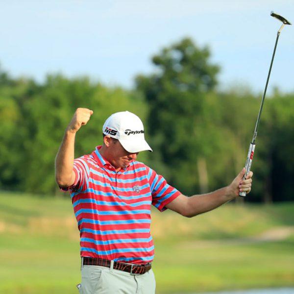 J. ハーマン、PGA TOUR 2勝目を飾る!