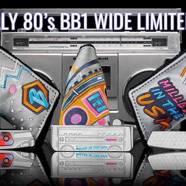 Totally 80's BB1 Wide Limited Run