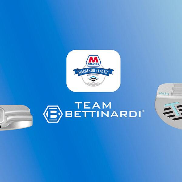 米国LPGAでベティナルディパターが優勝!