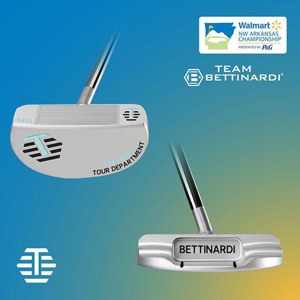 米国LPGAでベティナルディパターが2勝目を挙げる!